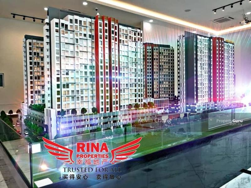 FULLY FURNISH FREEHOLD Condominium Investment Project at Ipoh Town Center #140910568