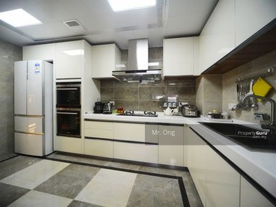 For Sale - Taman Damai Indah New Landed House , Double Storey Terrace