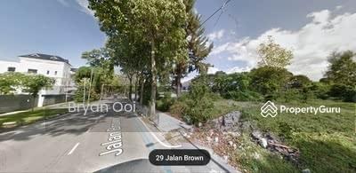 For Sale - Pulau Tikus Brown Road Bungalow lot