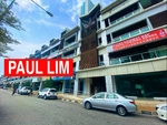 SHOP LOT SALE GROUND FLOOR 1270SF WORTH BUY TENANTED NOW
