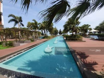 For Rent - Timur Bay Services Residence Beserah Fully Furnished WITH WIFI & NETFLIX