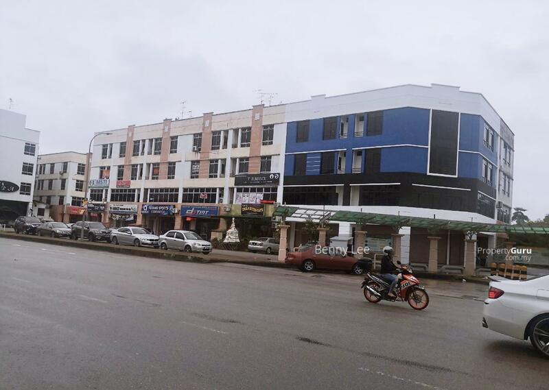 FULL LOAN + LAWYER FEE Permas Jaya Shop Apartment Level 2 #143044052