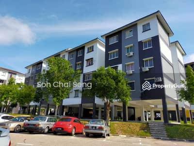 For Sale - Taman Pelangi Indah Low Cost Flat For SALE & RENT