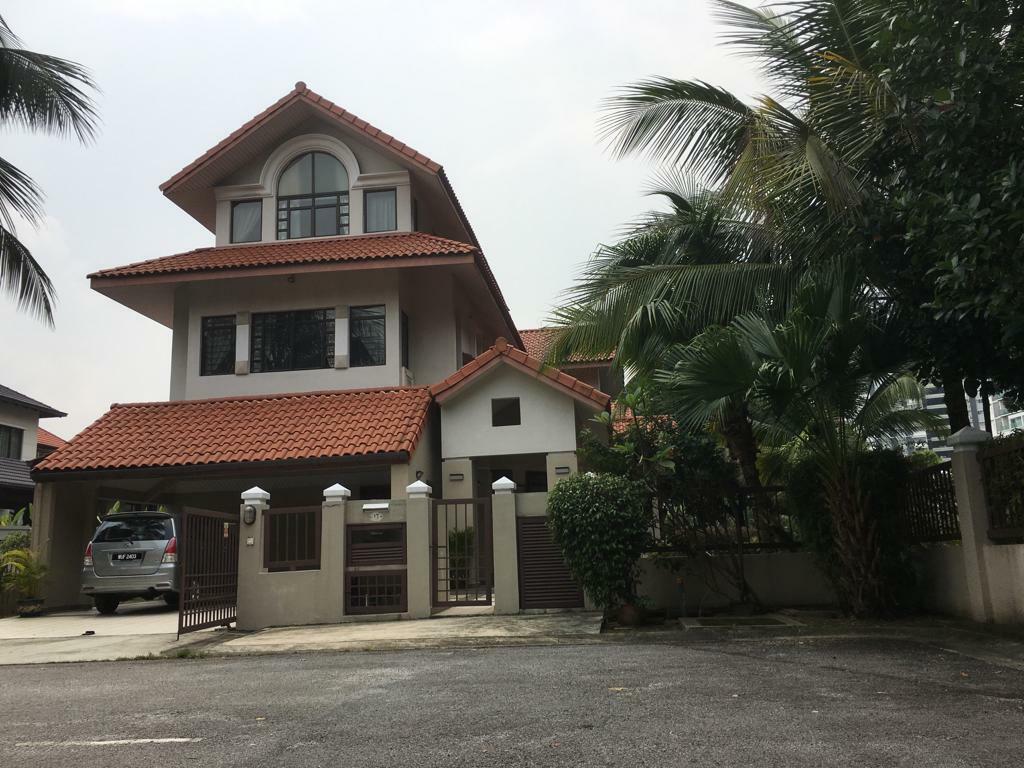 For Rent - Mutiara Damansara