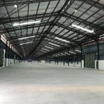 Shah Alam, High Power Detached Factory with crane for RENT