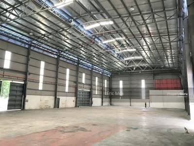 For Rent - Shah Alam, Superb condition Detached Factory/Warehouse for RENT