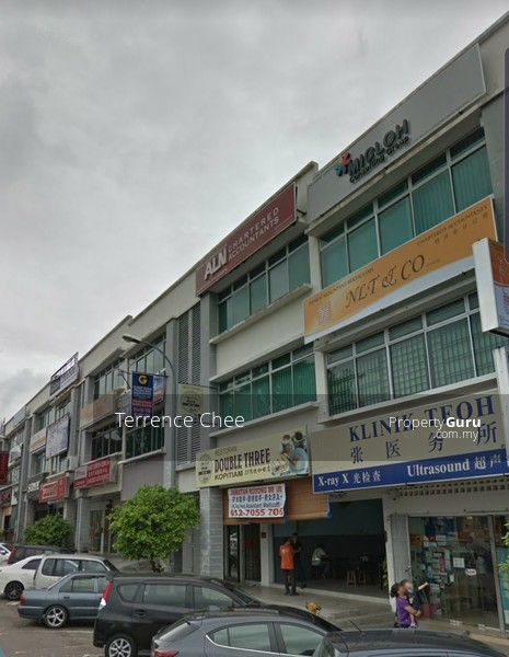 Three storey shop lot , facing main road @ taman desa tebrau #142482760