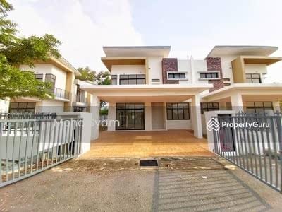 For Sale - [ RUMAH BARU ] - 2Sty House ( SEMI-D) + ( MODERN DESIGN ) BOOKING 5K Shj ! Semenyih / Bangi 2020