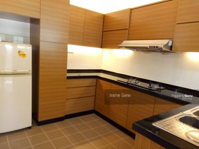 For Rent - Rm3000 nego Beautiful Semi d Bukit Jed for rent