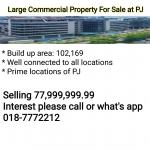 Large Commercial Property For Sale at PJ