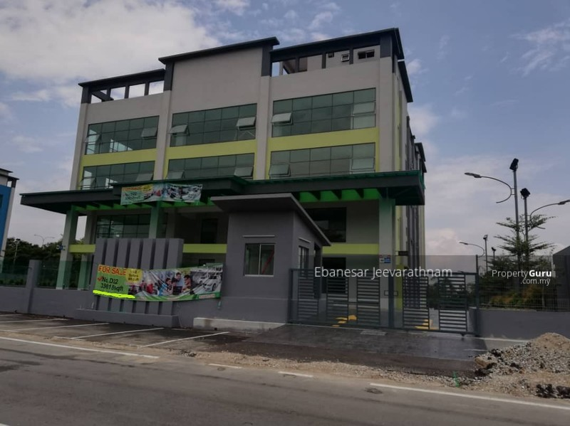 New 4 storey commercial building In Seremban 2 #142986756