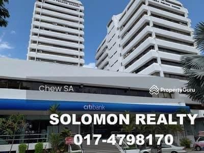 Dijual - Wisma Penang Garden Seaview
