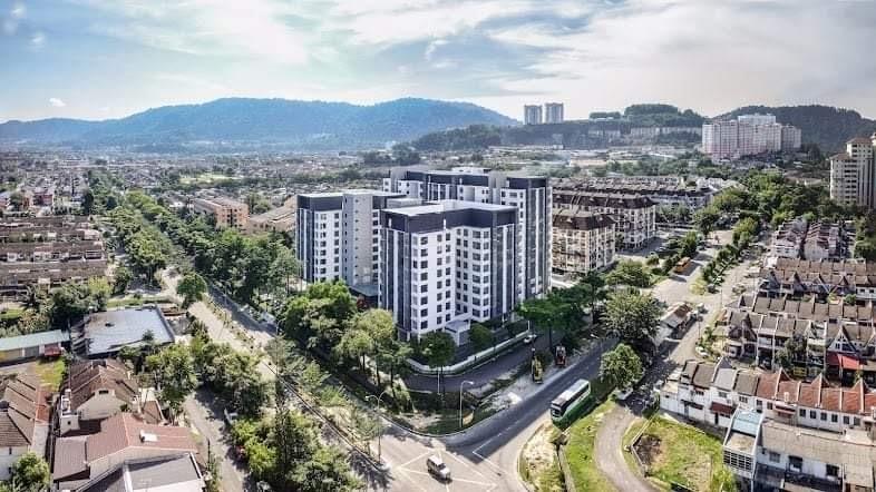 For Sale - Gated Guarded Low Rise Freehold 3 Rooms Rm279k Nr Bandar Botanic Garden Sri Andalas Sentosa Klang