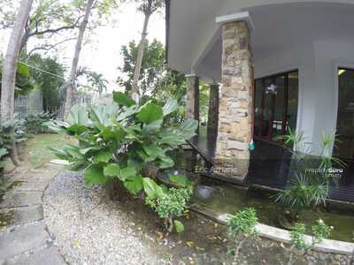 For Sale - Taman Yarl OUG Bungalow New Condition W Cascading Waterfall