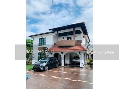 For Sale - Bungalow 2 Storey Setapak KL Spacious Land Area