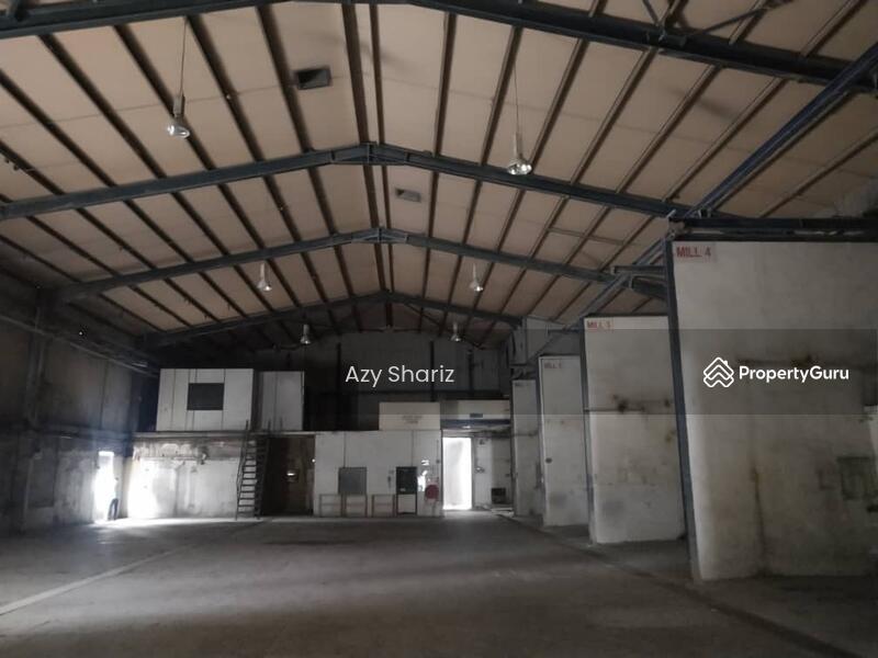 Shah Alam Factory High Power Supply #143692376