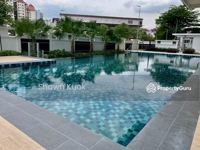 For Sale - Berlian Setapak Residence @ Jalan Semarak Api