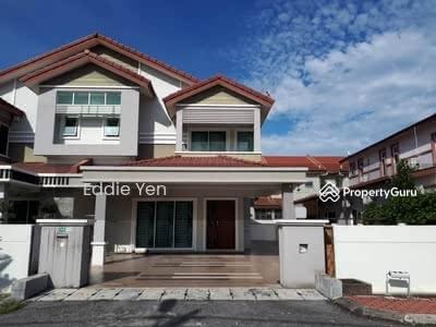For Sale - Double Storey Semi detached house Bandar Seri Botani Margosa  Ipoh