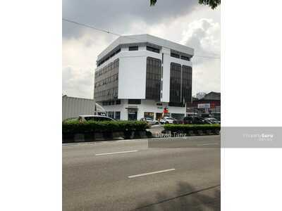 For Sale - Commercial Building, Wisma Wise