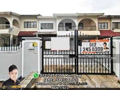For Sale - Taman Connaught (Security)