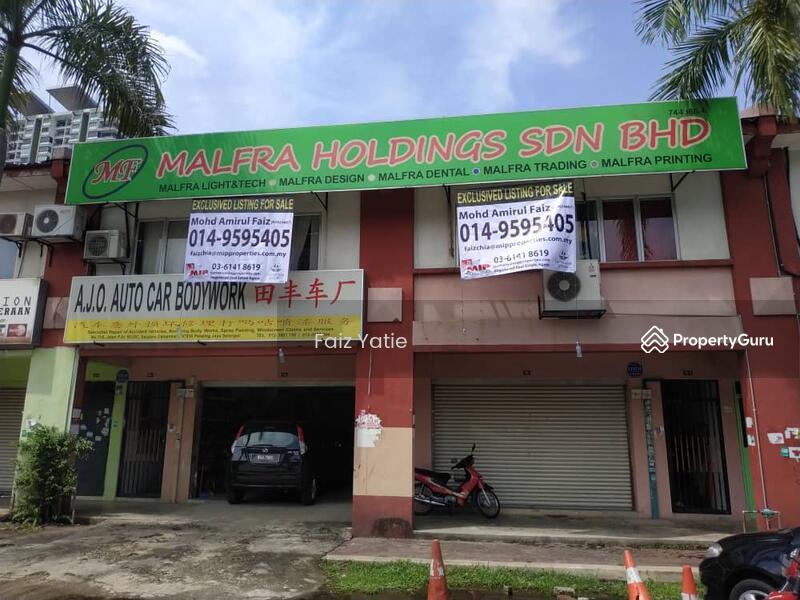 Double Storey Shoplot Damansara Damai #144216416