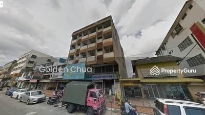 For Sale - Shop Office House Pusat Bandar Tok Lam Kuala Terengganu