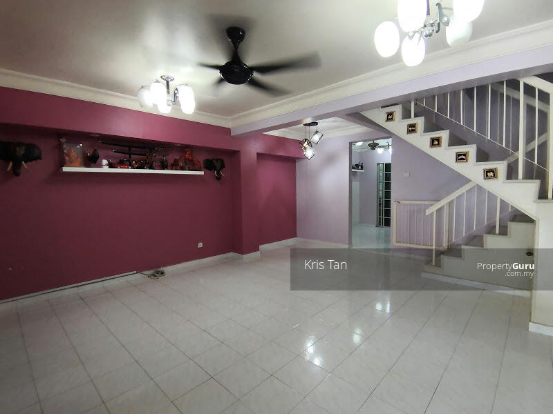 Taman Sri Bahagia, Freehold 2 Storey with fully extended #157609658