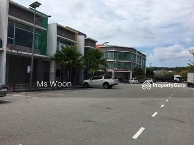 For Sale - FREEHOLD 2 Storey Shop Lot Perindustrian Rembia, Alor Gajah Melaka
