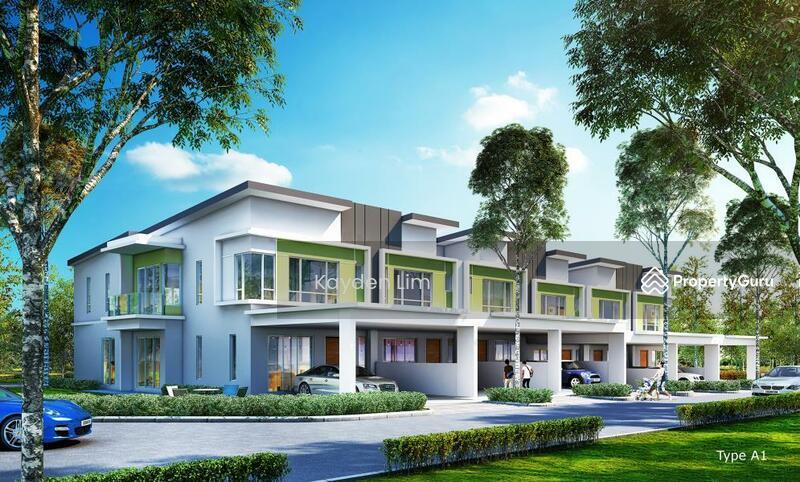 {Greenary Landscape} 22x80 2 Story Landed nr Cyberjaya, Putrajaya, Dengkil #145299188