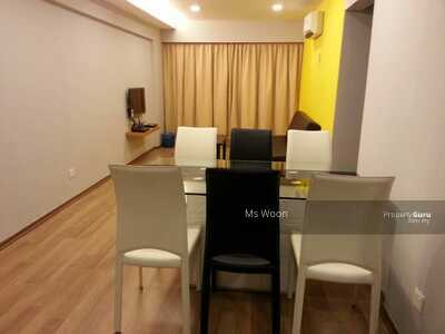 For Sale - Condominium Garden City, Bandar Hilir Melaka