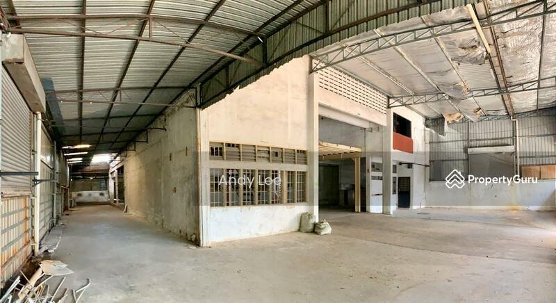 1.5 Sty Semi D Factory, Fully Extend Built Up, 5% ROI