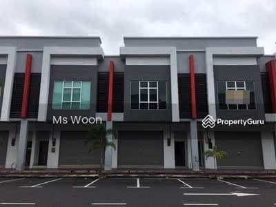 For Sale - 2 Storey Shop Lot Taman Kota Syahbandar, Kota Laksamana Melaka