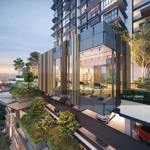 For Sale - JINJANG [FULLY FURNISHED] NEW EXCLUSIVE SKY SUITE CONDO