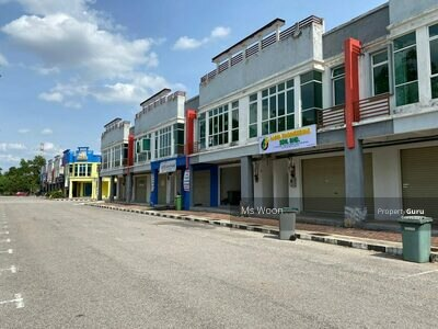 For Sale - FREEHOLD Shop Lot Taman Paya Rumput Utama, Cheng Melaka