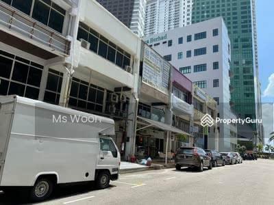 For Sale - 3 Storey Shop Lot Taman Melaka Raya, Bandar Hilir Melaka