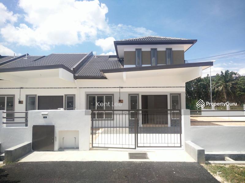 Rmh BARU FULL Loan 4 Bilik 1/1.5 Tgt 22x66 Fully Extend FREE Legal GATED Jln Kebun Baru Shah Alam #145572240