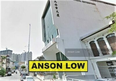 For Sale - Lorong Macalister Georgetown 5 Storey Shoplot
