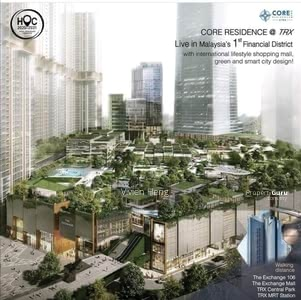 For Sale - Core Residence @ TRX