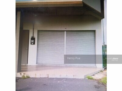 For Rent - Single storey workshop at Pasir Putih in Pasir Gudang