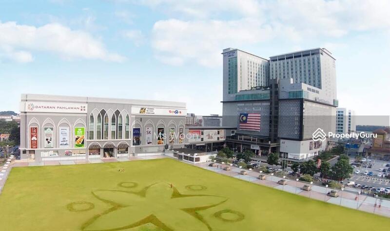 Shopping Mall Retails Shop Dataran Pahlawan Shopping Mall, MELAKA RAYA #145671634