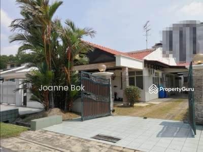 For Rent - Single Storey Semi-D In Jb Town, Taman Serene