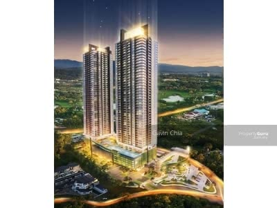 For Sale - Jesselton Twin Towers