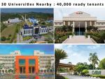 [1 Min Walk To UNI&Mall] Only 250k Rental RM2500 Cover Installment Nilai Nilai