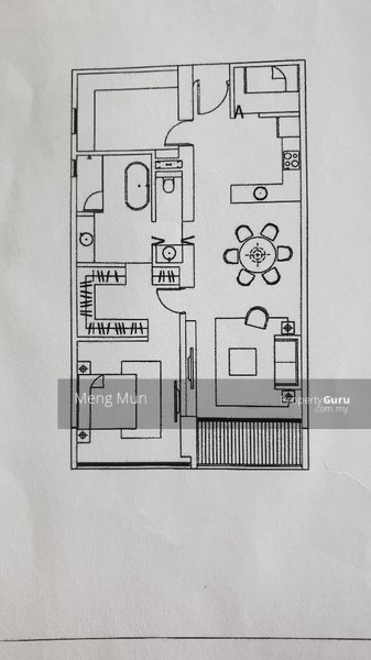 Clearwater Residences Changkat Semantan Damansara Heights Kuala Lumpur 2 Bedrooms 1135 Sqft Apartments Condos Service Residences For Sale By Meng Mun Rm 1 150 000 30983348