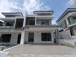 BRAND NEW DOUBLE STOREY SEMI-D, VERGE 32, KEMENSAH