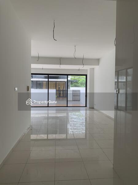 Ground floor - living & dining & kitchen