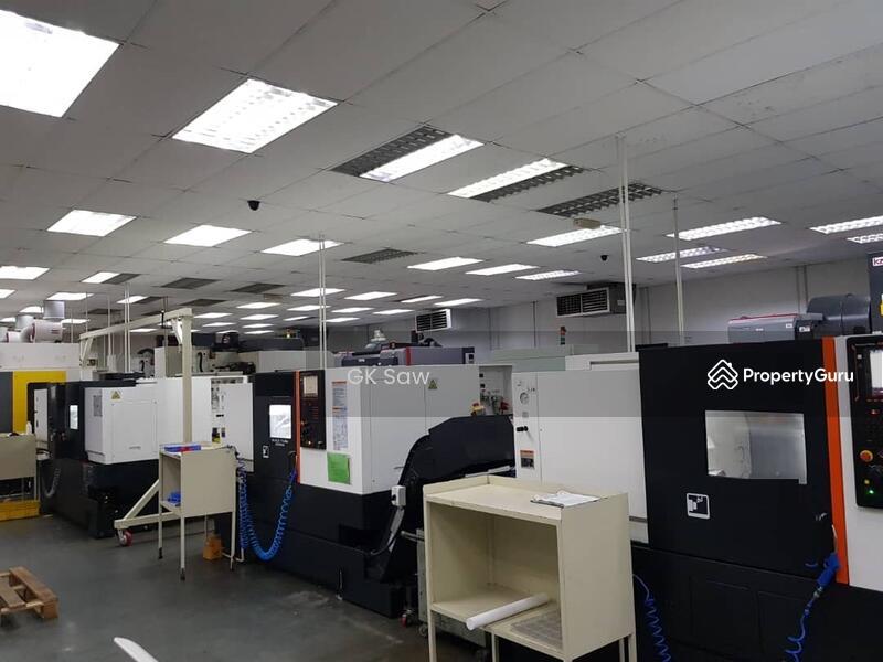 1.5/S Semi-D Factory,Seberang Perai, 18000sqft #146898542