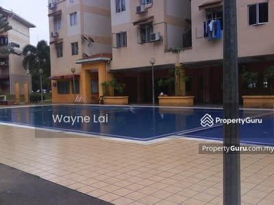 For Rent - saujana apartment