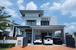 (NICE FURNISHED UNIT) 2 Storey Bungalow Casa Sutra, Setia Alam