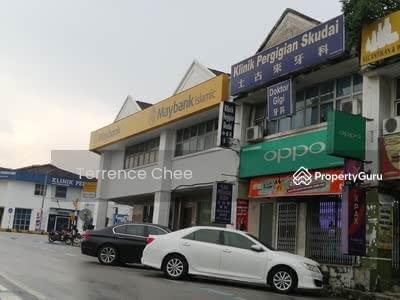 For Sale - Double storey shop @ facing main road @ taman Universiti
